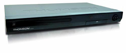 Thomson DVD80K - Reproductor de DVD (función karaoke, USB, HDMI), col