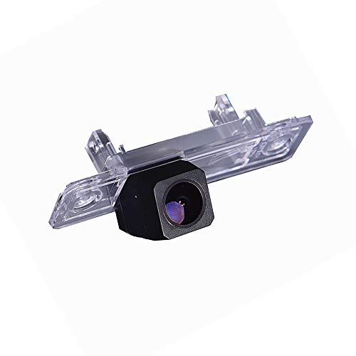 Rückfahrkamera in Kennzeichenleuchte Einparkhilfe Fahrzeug-spezifische Kamera integriert in Nummernschild Licht für Astra F/Astra G/Corsa B/Omega A B/Vectra B/Zafira 1995~2005,Combo C Tour
