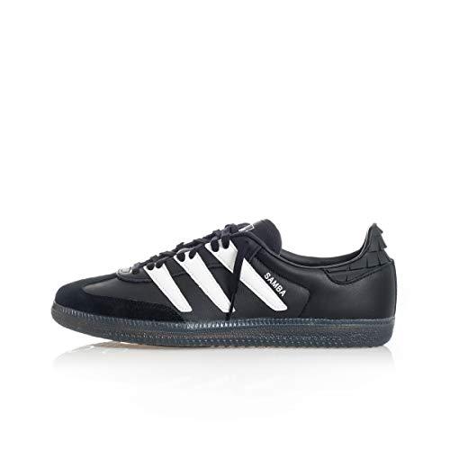 adidas Sneakers Uomo Samba OG EE6520 (41 1-3 - CORE Black-FTWR White-SOLAR RED)