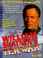 William Shatner's Tekwar - The Official Game Guide de Russ Ceccola