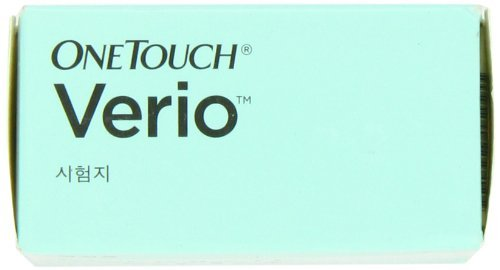 One Touch Verio International Retail Diabetic Blood Test Strips, 50 Count by One Touch Ultra
