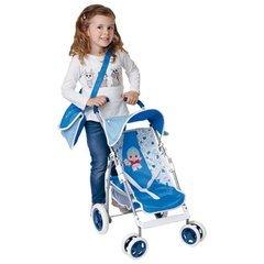 Giocheria rdf1774cb cicciobello passeggino ruote girevoli new model