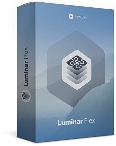Luminar Flex - AI-betriebene Fotobearbeitungs-Plugin für Fotoshop, Lightroom Classic, Photoshop-Elemente, Fotos für MacOS und Apple Blende (Foto Mac Software)