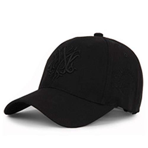 zhuzhuwen Hut weiblichen Sommer koreanische Version der Flut Baseballmütze Sonnenblende Student lässig Wilde Sonnenschutzkappe Straße 3 einstellbar -