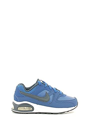 Nike Unisex-Kinder Air Max Command Flex Ltr PS Sneaker, Blau, 29.5 EU