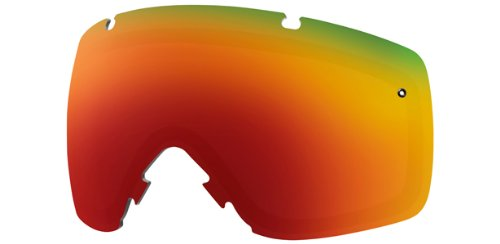 Sport Optics Smith (SMITH OPTICS I/O LENS RED SOL-X MIRROR VLT 18% ERSATZSCHEIBE)