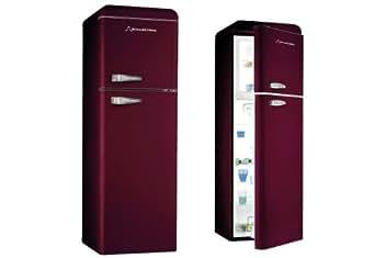 schaub lorenz 20927 r frig rateur 223 l a violet amazon. Black Bedroom Furniture Sets. Home Design Ideas