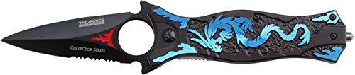 tac-force-adultes-couteau-de-poche-couteau-de-1185-bleu-dragon-longueur-de-la-lame-83-tafo-en-alumin