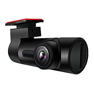 Asdomo 170 Degree Mini Full HD Wifi Car DVR Camcorder Dash Camera Driving Recorder