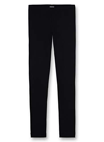 Sanetta Pants Long Bas De Pyjama, Noir (Super Black 10015), 176 Garçon