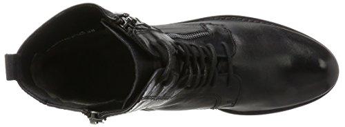 Caprice 25103, Combat Boots Mujeres Negro (38)