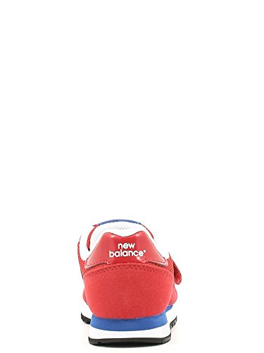 New Balance Unisex Baby NBKV373VRI Babyschuhe-Lauflernschuhe Rot