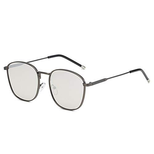 Wenkang Sunglasses Fashion Women Round Fashion Sun Glasses for Female Candy Gradient Eyewear Frame Accessories,4