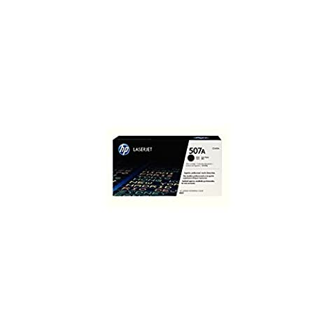 HP Smart 507A (Yield 5,500 Pages) Black Print Cartridge for LaserJet Enterprise M551 Series Colour Laser