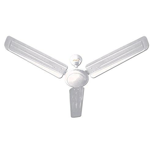 Plaza Wires Blizz Kool 48 inch Economic range Ceiling Fan - White