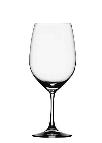Spiegelau Vino Grande Rotwein-Magnum, 4er Set, Rotweinglas, Weinglas, Kristallglas, 620 ml, 4510277 Vino Grande