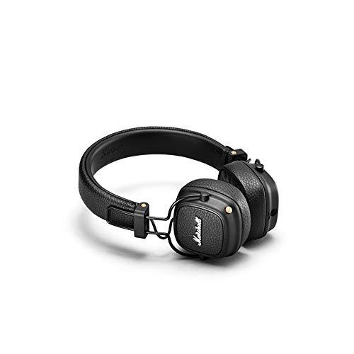 Marshall Major III Auriculares Bluetooth Plegables - Negro