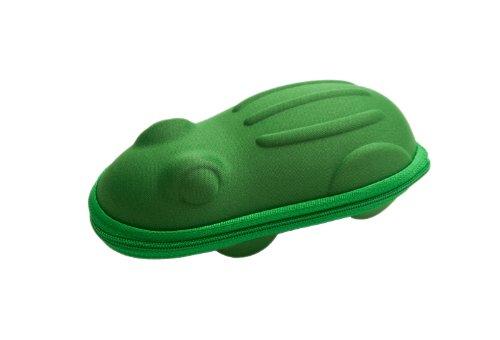 Kinder Brillenetui Grüne Frosch