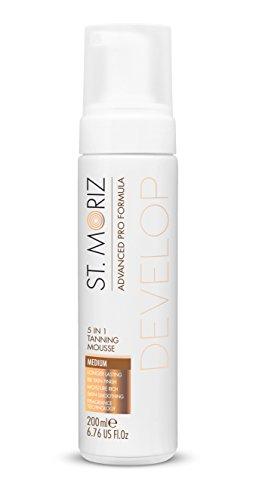 St Moriz, Autobronceador corporal (piel normal) - 200 ml.