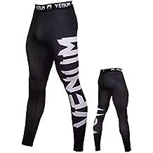 SWISSWELL Homme Venum Legging de Compression Sport Pantalon imprimé 3D  Maillot de Bain Longue Élastique Pantalon 68a508cdcd3