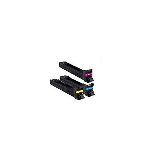 Konica Minolta Value Kit Pages 3x4000, A0DKJ51 (Pages 3x4000) -