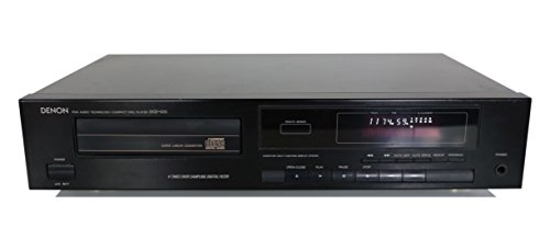 Denon DCD-520 CD Player in schwarz