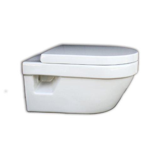 Villeroy Boch Omnia architectura Wand-WC-Set, weiss, 5684HR01 - 3