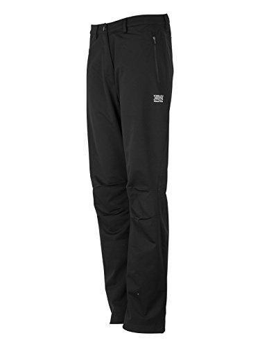 TAO Sportswear Damen Hose Multisports, schwarz, 44, 84008