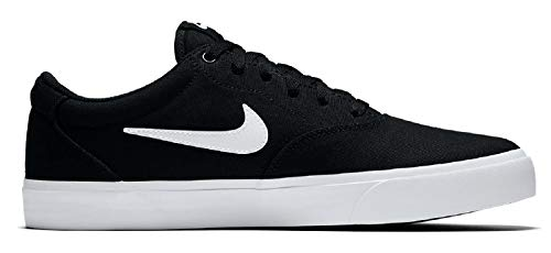 White Nike Sb (Nike Nike Sb Charge Slr - black/white, Größe:11.5)