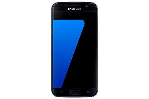 Samsung S7 Schwarz 32GB SIM-Free Smartphone (Zertifiziert und Generalüberholt)