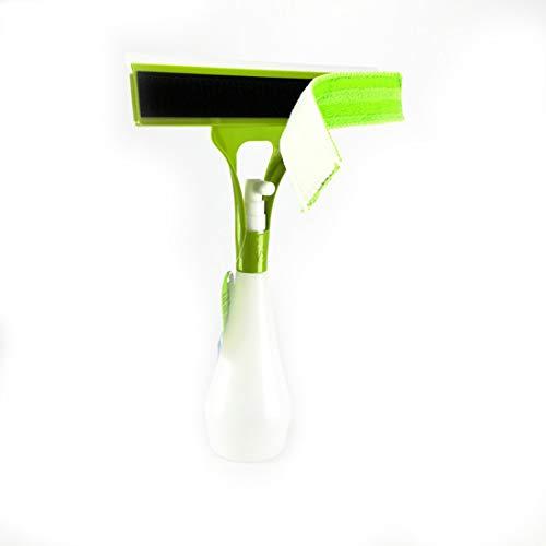 Scheibenwischer 3 in 1 Haushalt Wasser Sprühglas Wischer Geeignet Für Home Glas/Fenster/Esstisch