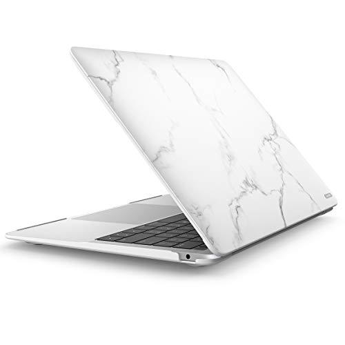 (i-Blason MacBook Air 13 Hülle 2018 Ausgabe A1932 [Halo] Glatt Case Mattierte Schutzhülle Hartschale Cover für MacBook Air 13