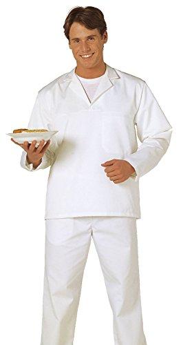 Portwest 2203-boulangeries shirt manches longues, 2203WHRXXL blanc