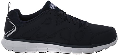 Skechers For Work 77062 Synergy Hosston Chaussure de marche Navy