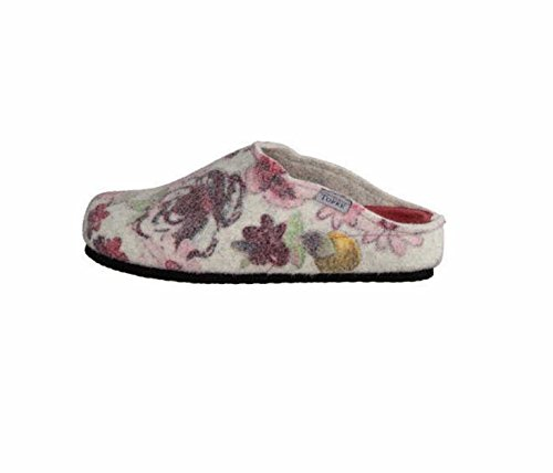 Anwr chaussure gmbH-chaussons pour femme - 955/073 weiss