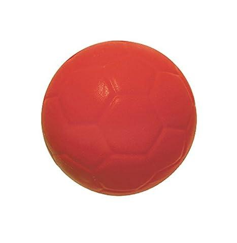 Ballon de Football mousse - Rouge