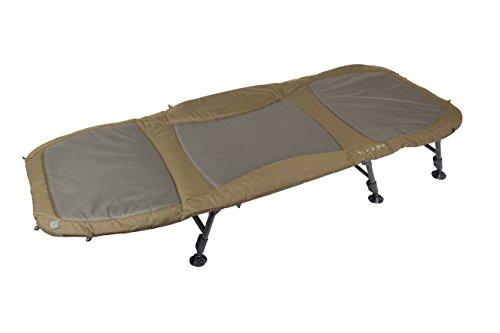Nash H-Gun Bedchair Standard Liege Angelliege Bed Chair Karpfenliege Anglerliege