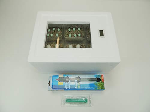 Campo24 ST2 Reptilien Inkubator/Incubator/Brutmaschine/Brutapparat/Brüter/Brutkasten