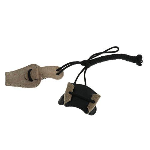 Gazechimp Spannhilfe Spannschnur für Recurvebögen / Langbögen