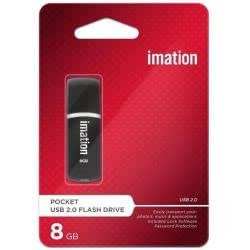 Imation Pocket Clé USB USB 2.0 8 Go
