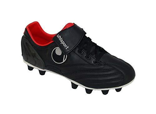 uhlsport League CL MD, Black/Silver, Gr. 39(UK6)