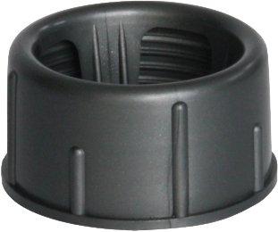 Überwurfmutter für Balkonständer HM38/W, schwarz von k.A. bei Du und dein Garten