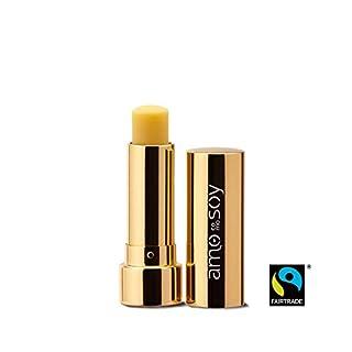 Amo Como Soy: Mi Vida Parfümstick - veganes Parfum mit FAIRTRADE-zertifizierten Inhaltsstoffen - rein natürlich, ohne synthetische Duftstoffe - mit sanftem, femininen Duft, der die Lebensfreude weckt