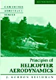 Principles of Helicopter Aerodynamics with CD Extra (Cambridge Aerospace)