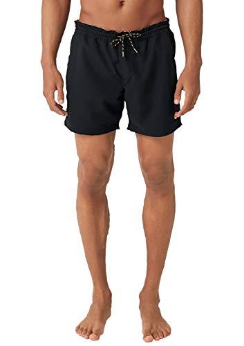 s.Oliver Herren 28.904.70.5833 Shorts, Grau (Grey/Black 9897), W(Herstellergröße: 3XL)