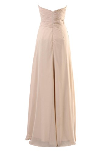 YiYaDawn -  Vestito  - stile impero - Donna Altrosa