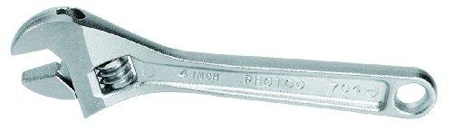 Stanley Proto J708 Verstellbarer Schraubenschlüssel, satiniert, 20,3