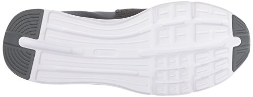 PUMA Men s Enzo Strap Sneaker  Iron Gate White-Strong Blue  9 5 M US