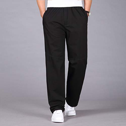 Zoom IMG-1 feibeauty pantaloni slim fit in