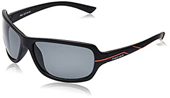Fastrack Polarized Sport Men's Sunglasses (P321BK2P 62 millimeters Smoke (Grey/Black))